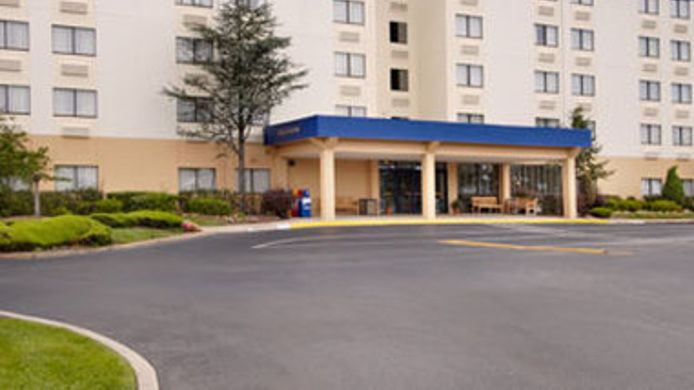 Exterior view DAYS HOTEL EGG HARBOR TOWNSHIP