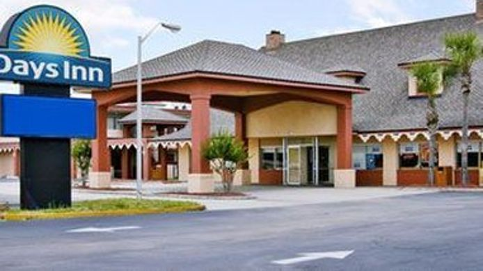 Exterior view DAYS INN ST. AUGUSTINE WEST
