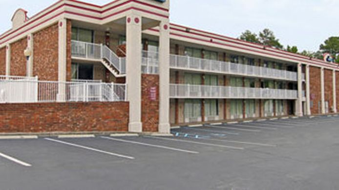 Buitenaanzicht Days Inn Columbia/Fort Jackson