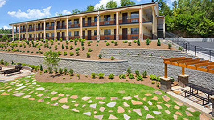 Exterior view DAYS INN FULTONDALE