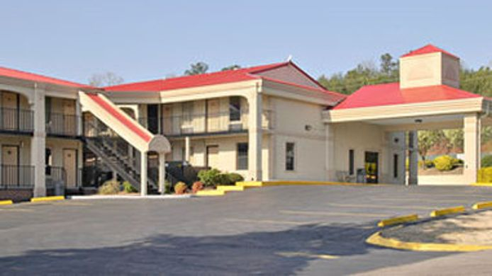 Exterior view DAYS INN CLEVELAND TN