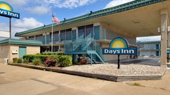 Exterior view DAYS INN FORT SMITH