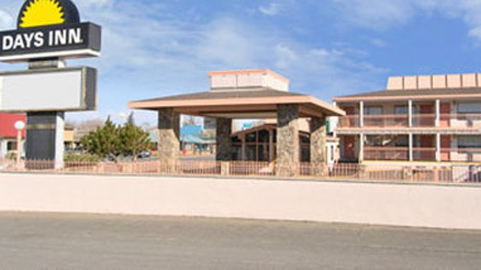 Exterior view DAYS INN WINNEMUCCA