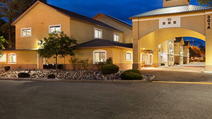 Exterior view DAYS INN & SUITES PAYSON