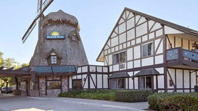 Exterior view DAYS INN BUELLTON - SOLVANG