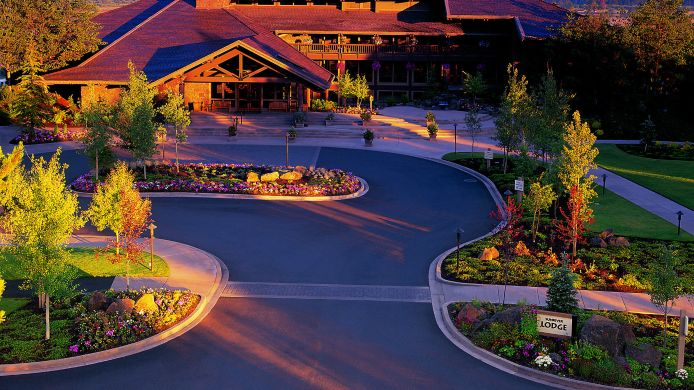 Exterior view SUNRIVER RESORT