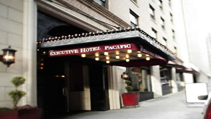 Exterior view EXECUTIVE HOTEL PACIFIC