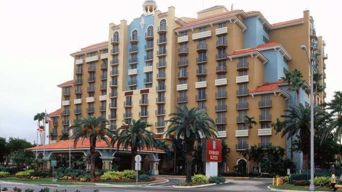 Buitenaanzicht Embassy Suites by Hilton Fort Lauderdale 17th Street