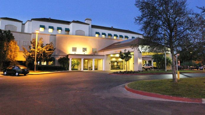 Buitenaanzicht Embassy Suites by Hilton Temecula Valley Wine Country