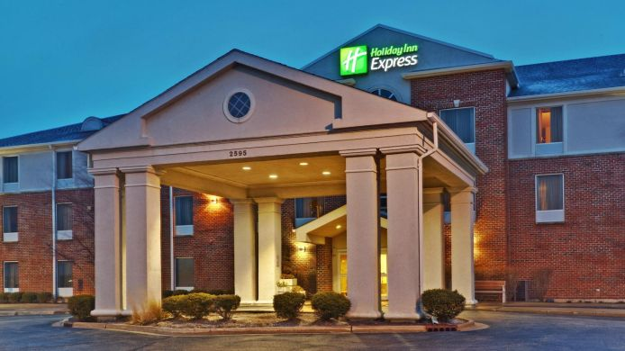 Buitenaanzicht Holiday Inn Express & Suites CHICAGO-ALGONQUIN