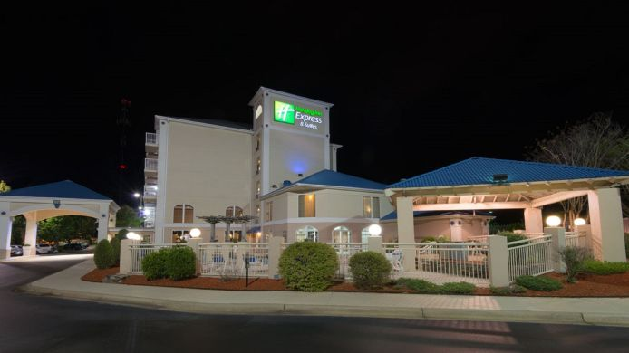 Buitenaanzicht Holiday Inn Express & Suites ASHEVILLE SW - OUTLET CTR AREA