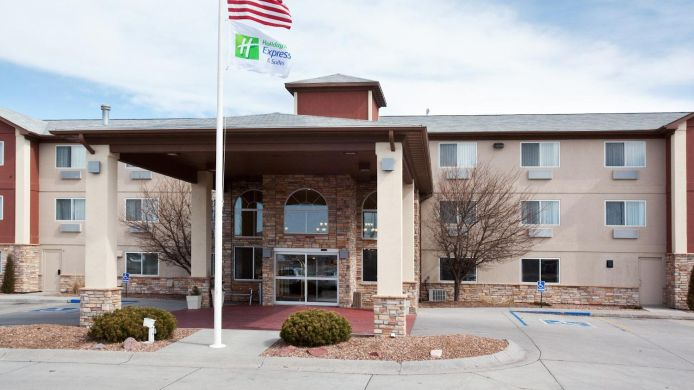 Exterior view Holiday Inn Express & Suites SCOTTSBLUFF-GERING