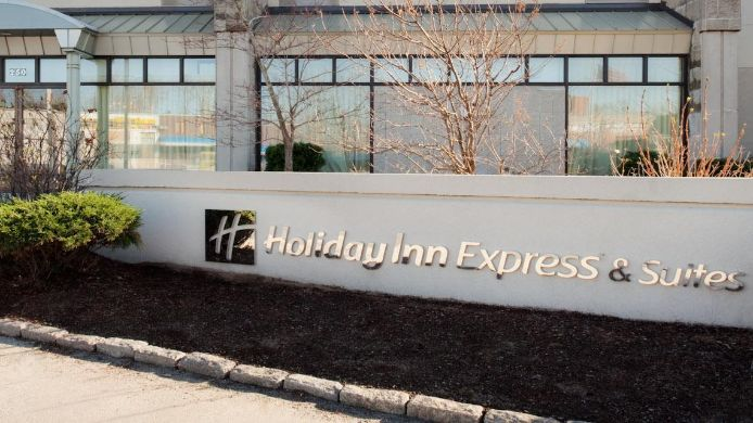 Buitenaanzicht Holiday Inn Express & Suites BOSTON - CAMBRIDGE