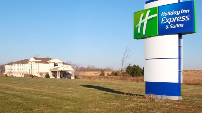 Exterior view Holiday Inn Express & Suites BUCYRUS