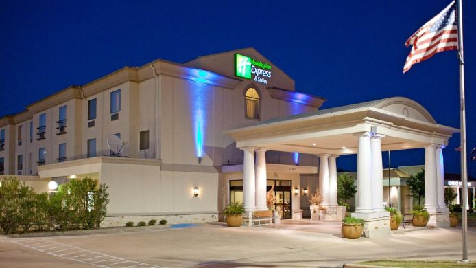 Exterior view Holiday Inn Express & Suites COLLEGE STATION