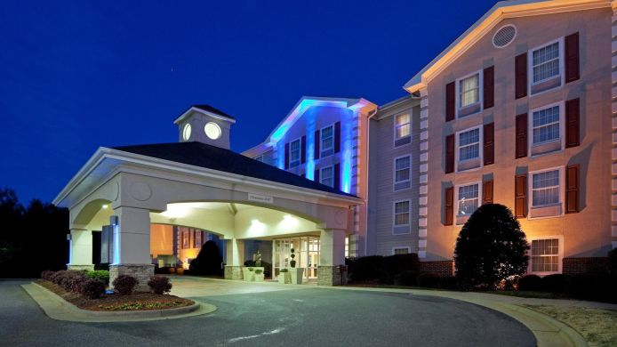 Exterior view Holiday Inn Express & Suites CONOVER (HICKORY AREA)