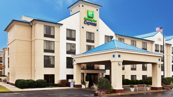 Exterior view Holiday Inn Express CARROLLTON