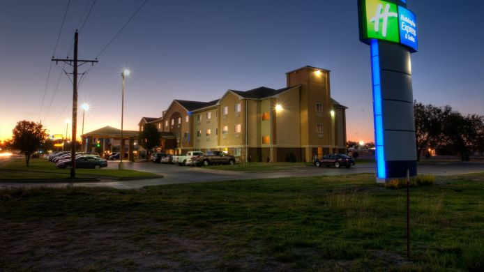 Buitenaanzicht Holiday Inn Express & Suites CANYON