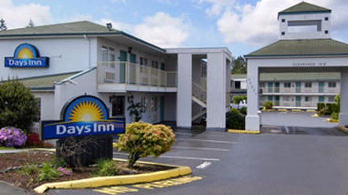 Buitenaanzicht DAYS INN FEDERAL WAY