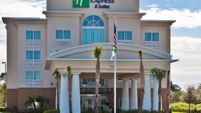 Buitenaanzicht Holiday Inn Express & Suites FORT PIERCE WEST