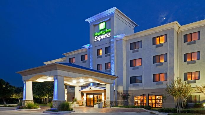 Exterior view Holiday Inn Express & Suites FORT WORTH SOUTHWEST (I-20)
