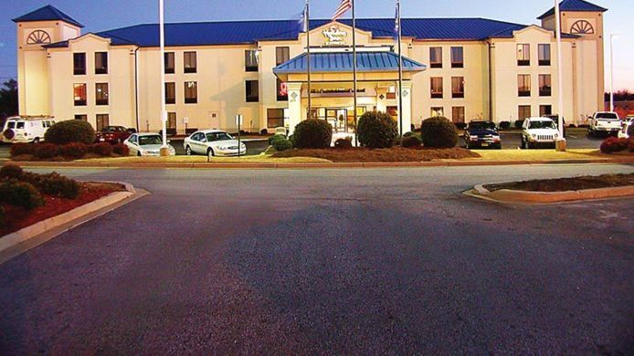 Exterior view Holiday Inn Express GREER/TAYLORS @ US 29