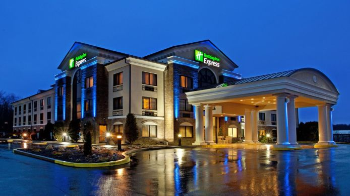 Exterior view Holiday Inn Express GROVE CITY (OUTLET CENTER)