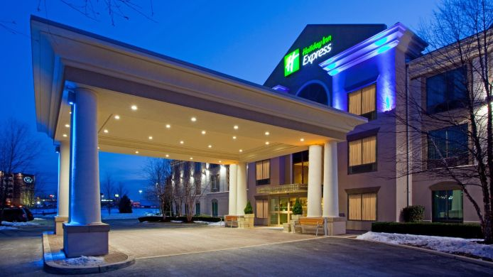 Exterior view Holiday Inn Express & Suites HAGERSTOWN