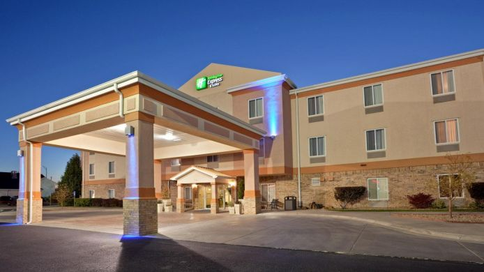 Exterior view Holiday Inn Express & Suites LIBERAL