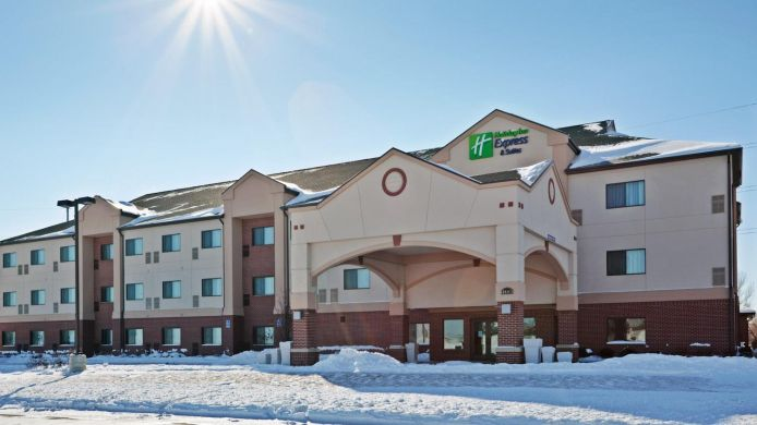 Exterior view Holiday Inn Express & Suites LINCOLN SOUTH