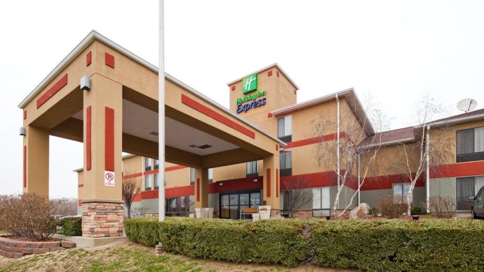 Exterior view Holiday Inn Express CINCINNATI-LAWRENCEBURG