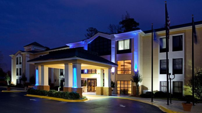 Buitenaanzicht Holiday Inn Express & Suites LEXINGTON-HWY 378