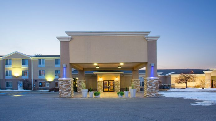 Exterior view Holiday Inn Express & Suites LEXINGTON
