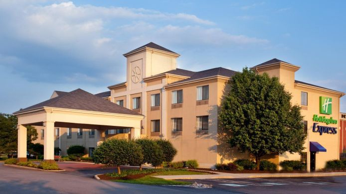 Exterior view Holiday Inn Express MERRILLVILLE
