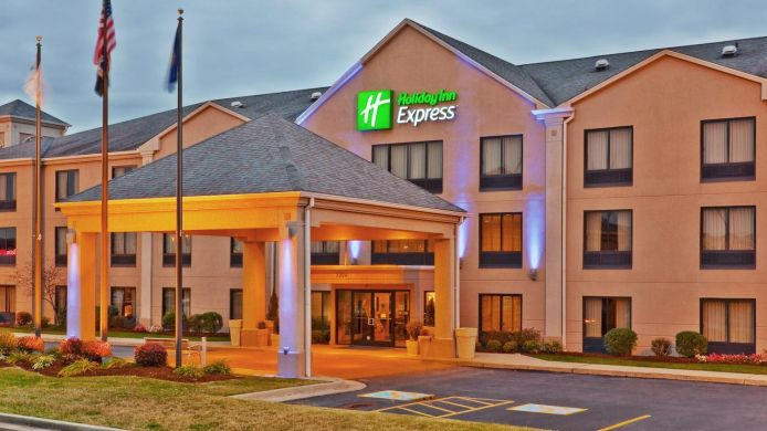 Exterior view Holiday Inn Express & Suites PADUCAH WEST