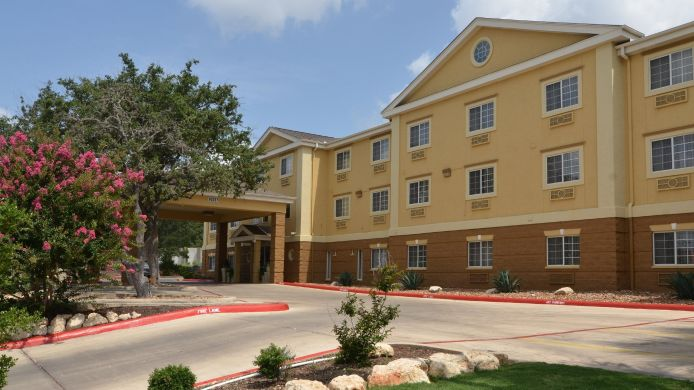 Buitenaanzicht Holiday Inn Express & Suites SAN ANTONIO-AIRPORT NORTH