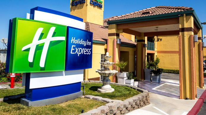 Exterior view Holiday Inn Express SAN JOSE-CENTRAL CITY