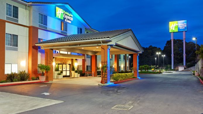 Buitenaanzicht Holiday Inn Express & Suites SAN PABLO - RICHMOND AREA