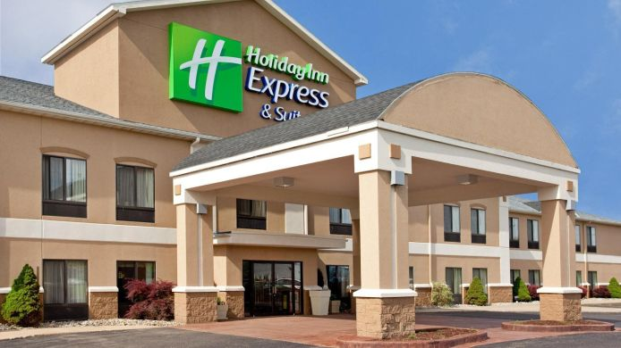 Exterior view Holiday Inn Express & Suites THREE RIVERS