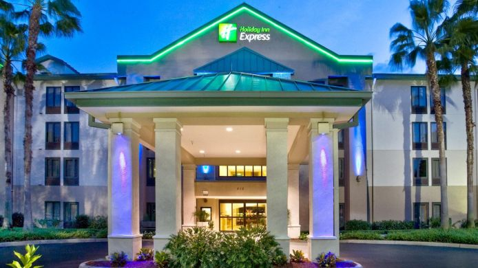 Buitenaanzicht Holiday Inn Express TAMPA-BRANDON