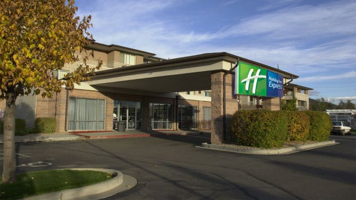 Exterior view Holiday Inn Express BOULDER