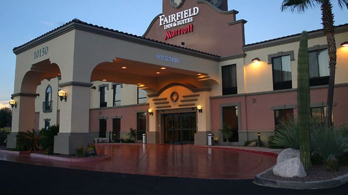 Exterior view Fairfield Inn & Suites Tucson North/Oro Valley