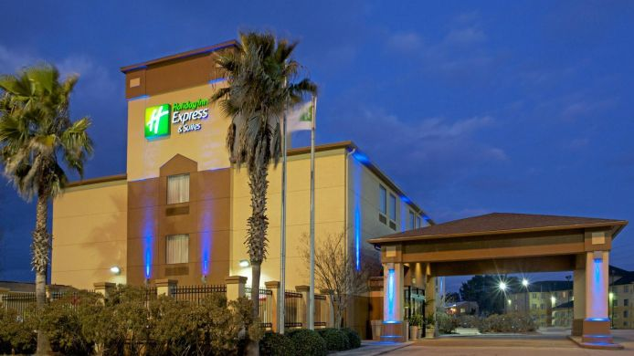 Exterior view Holiday Inn Express Hotel & Suites HOUSTON NORTH-SPRING AREA