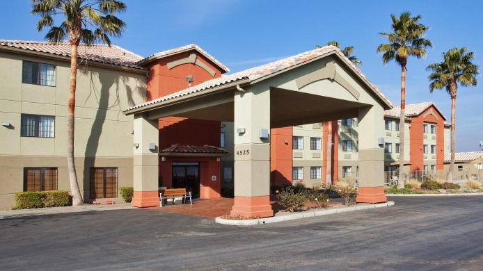 Exterior view Holiday Inn Express WESTLEY NORTH- PATTERSON AREA