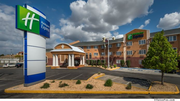 Exterior view Holiday Inn Express WINNEMUCCA