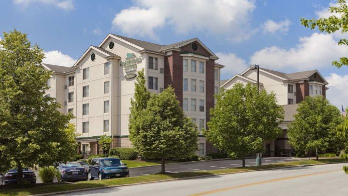 Buitenaanzicht Homewood Suites by Hilton Dayton South