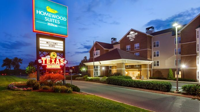 Buitenaanzicht Homewood Suites by Hilton Reading-Wyomissing
