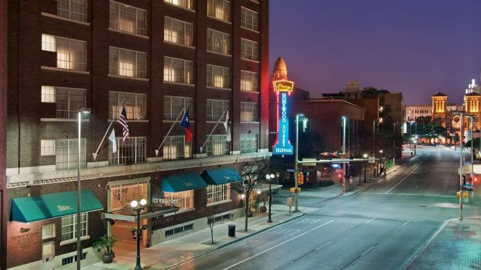 Buitenaanzicht Homewood Suites by Hilton San Antonio-Riverwalk-Downtown