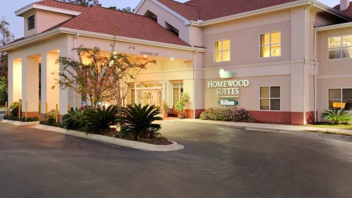 Exterior view Homewood Suites Tallahassee FL