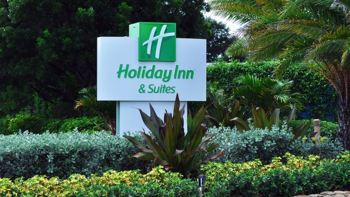 Exterior view Holiday Inn Hotel & Suites SAWGRASS MILLS
